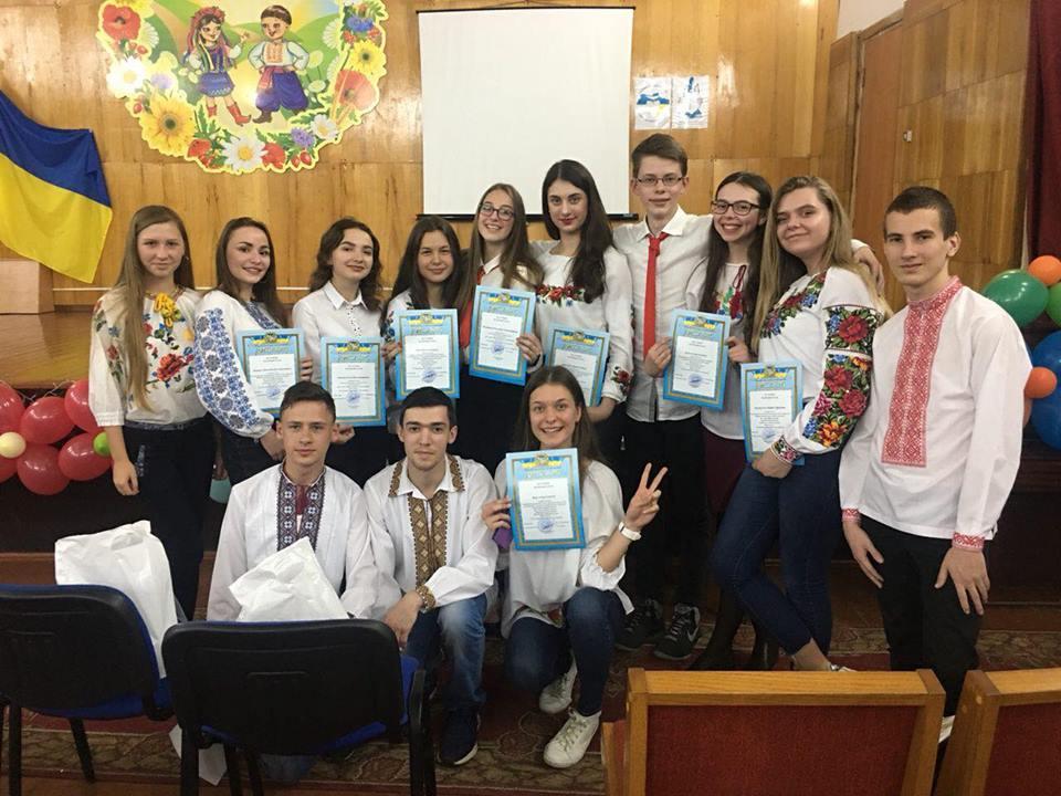 Учні з Новояворівська представляли Львівщину на XX Всеукраїнському турнірі юних істориків