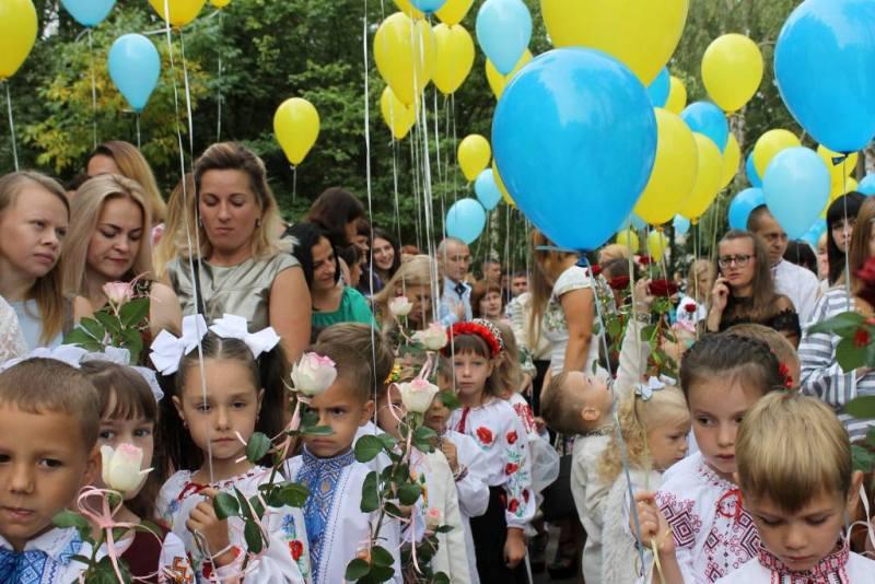 Новий навчальний рік в освітніх закладах м. Новояворівська
