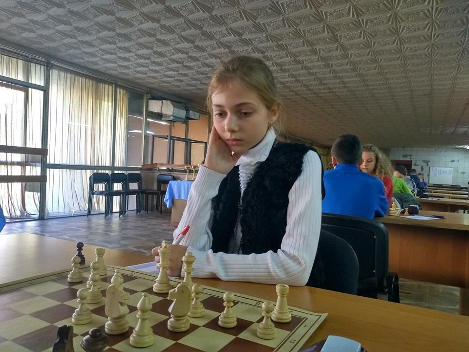 Чемпіонат Львівської області з шахів серед юнаків і дівчат до 16 років
