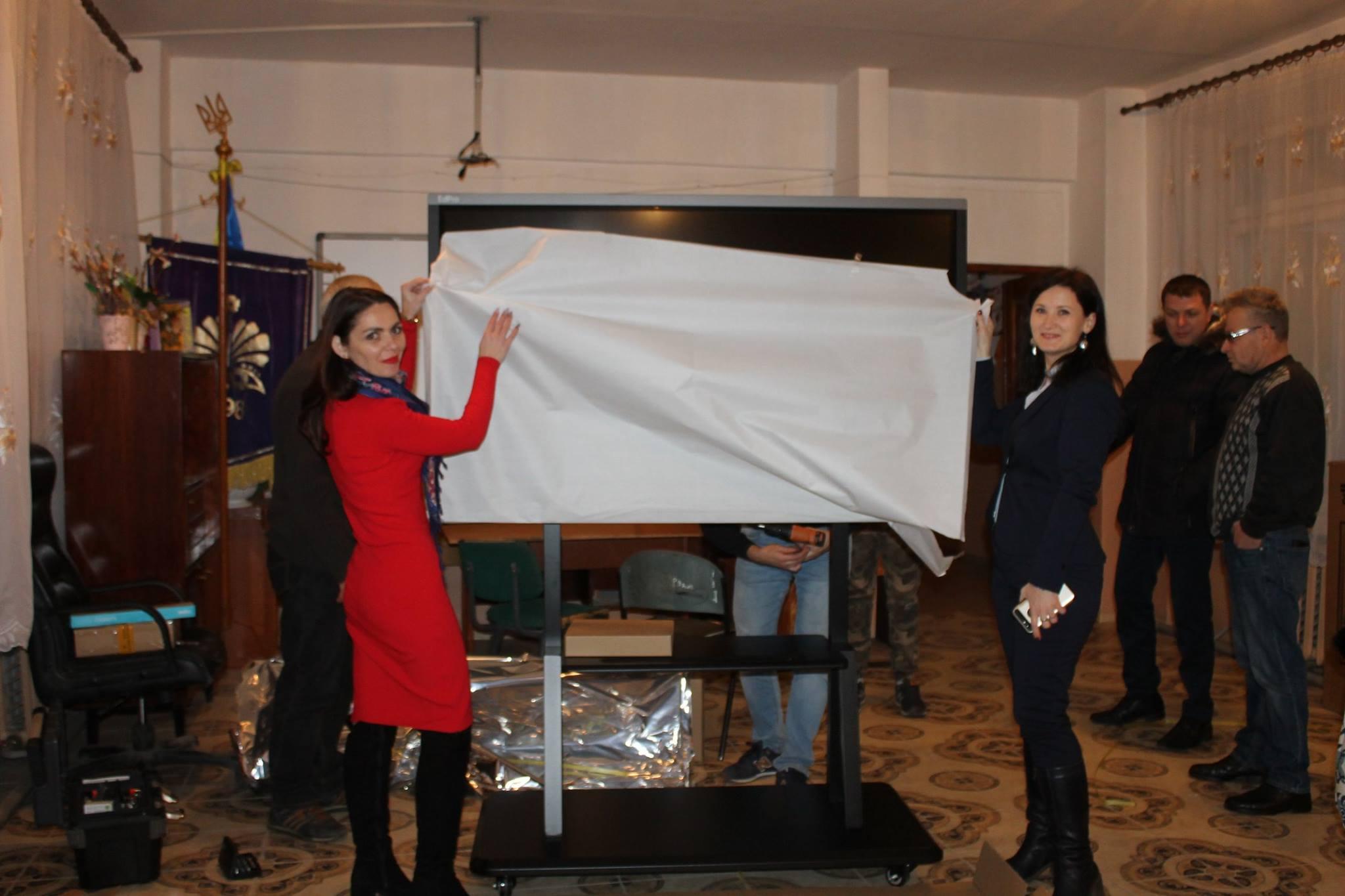 Реалізація проектів-переможців Громадського бюджету Новояворівська