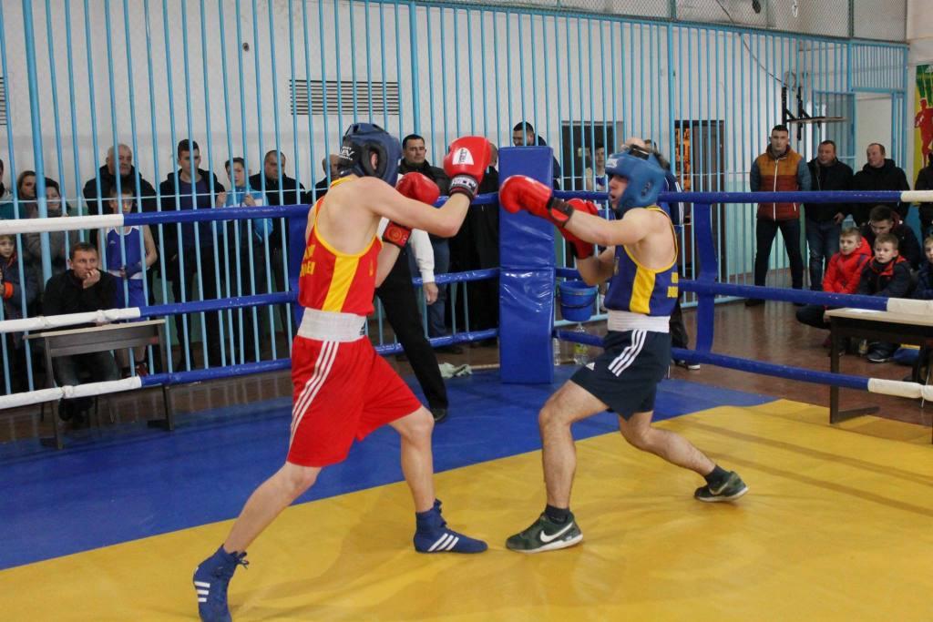 Всеобласний дитячо-юнацький турнір з боксу до Дня Святого Миколая