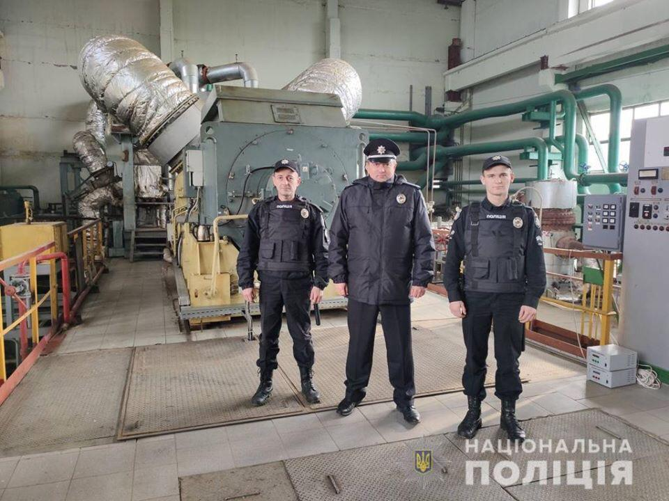 Взяли під охорону ТЕЦ у Новояворівську