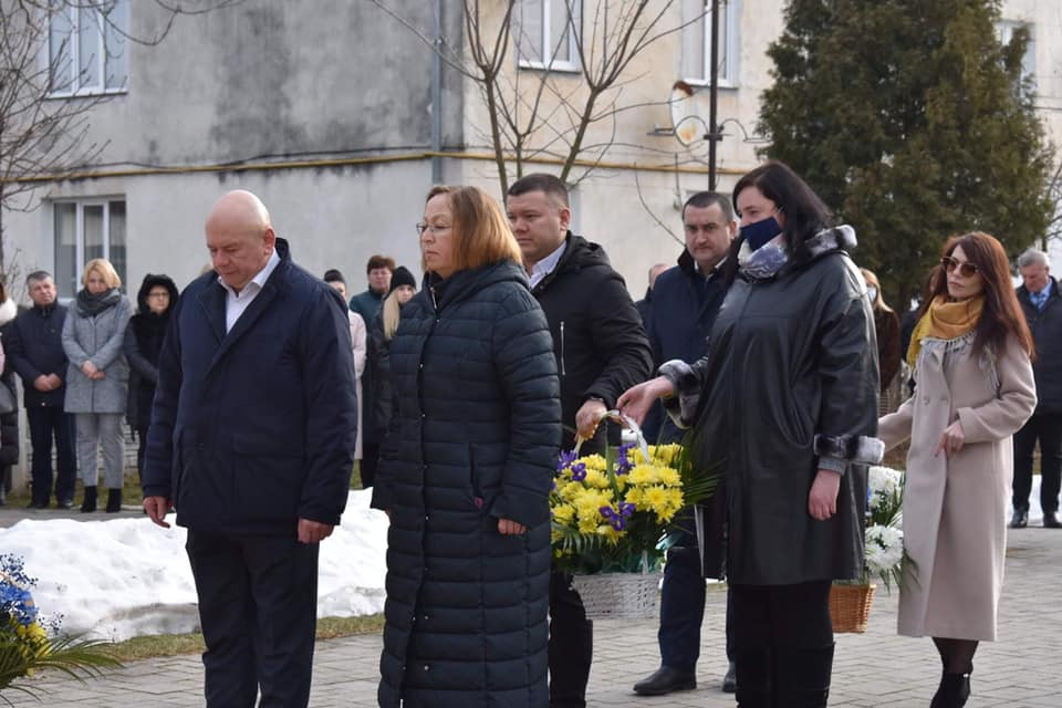 Вшанували пам'ять видатного композитора Михайла Вербицького