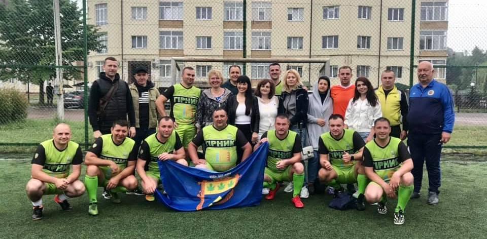 До Дня міста Новояворівськ відбувся чемпіонат з міні-футболу