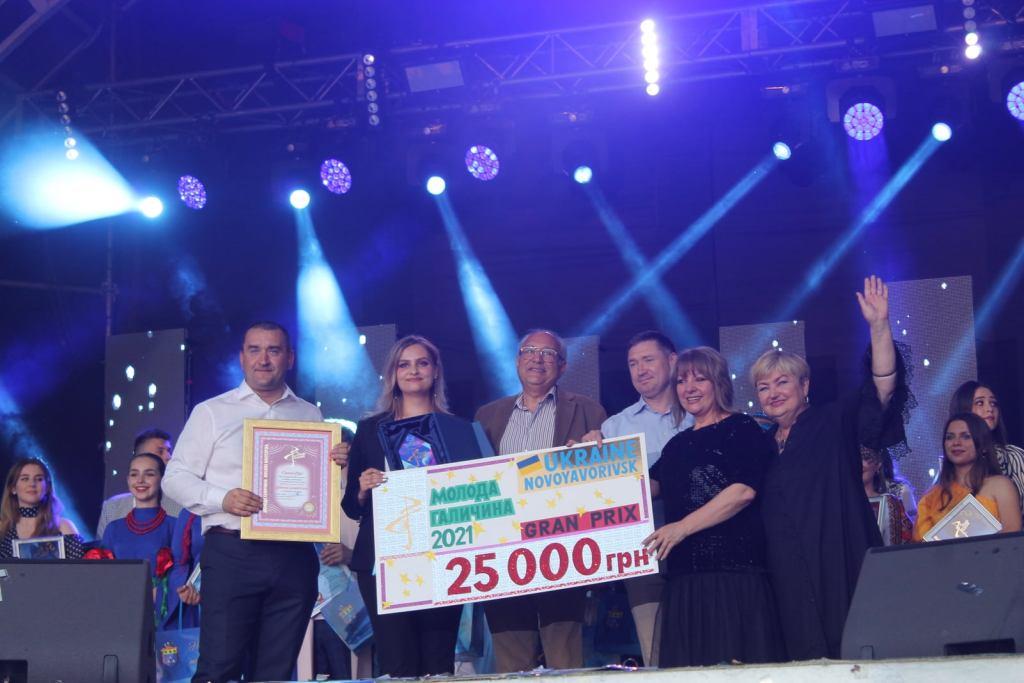 Міжнародний фестиваль «Молода Галичина 2021» відбувся