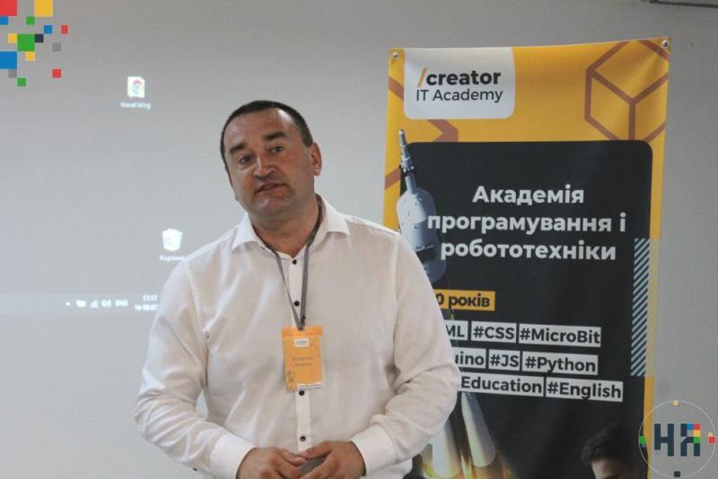 У Новояворівську студенти Creator IT Academy презентували свої проекти